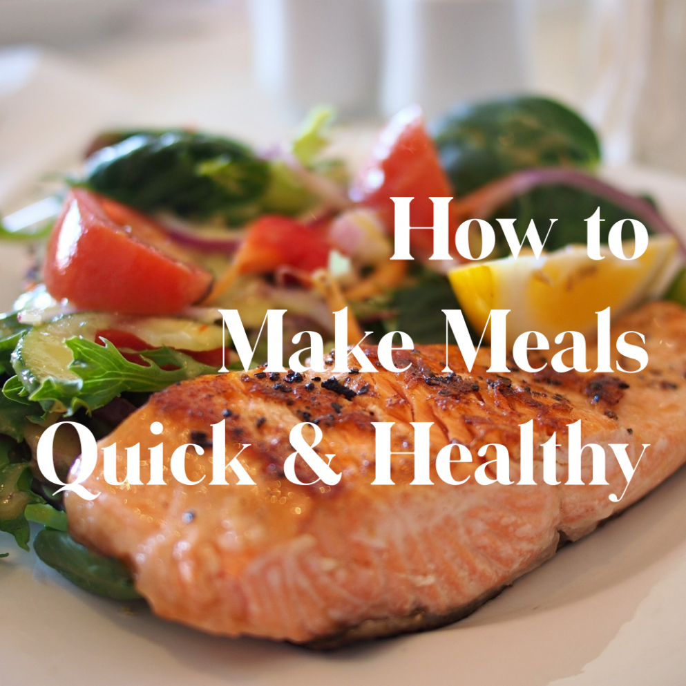 Quick, Healthy Meals...When You Hate to Cook | Dr. Jo ..