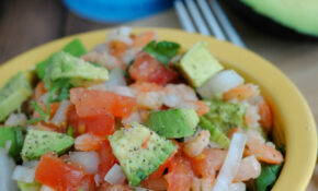 Quick & Healthy Recipe: Avocado & Shrimp Salad – Healthy Food Recipes
