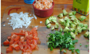 Quick & Healthy Recipe: Avocado & Shrimp Salad – Healthy Recipes Shrimp