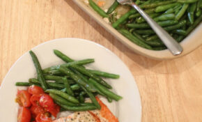 Quick & Healthy Recipe: One Pan Baked Salmon & Vegetables – Recipes Quick And Healthy