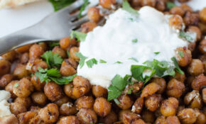 Quick Indian Chickpeas | Recipe | Veggie Meals | Tamarind ..