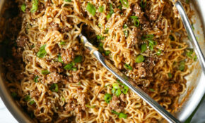 Quick Ramen Noodle Stir Fry – Healthy Recipes Ramen Noodles