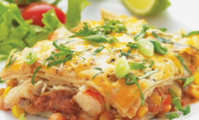 Quick Shrimp Enchilada Bake – Healthy Recipes Enchilada Casserole
