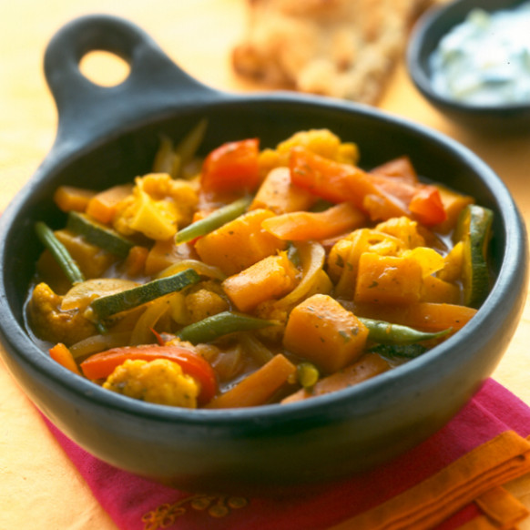 Quick vegetable curry | Healthy Recipe | WW UK - recipes for vegetarian curry