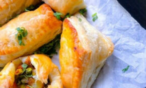 Quick Vegetable Puff Recipe (Indian Curry Puff) #currypuff – Recipes Puff Pastry Vegetarian