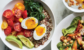 Quinoa Breakfast Bowl With 6 Minute Egg Recipe – Cooking Light – Food Recipes Easy Healthy