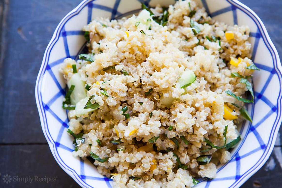 Quinoa Pilaf - Quinoa Dinner Recipes