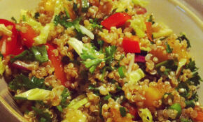 Quinoa Salad – Healthy Recipes – Clear Path Chiropractic ..