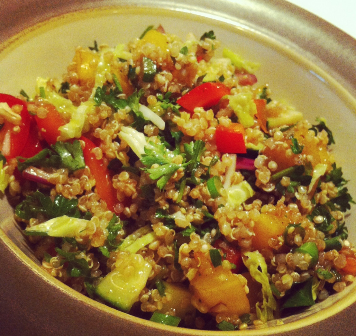 Quinoa Salad - Healthy Recipes - Clear Path Chiropractic ..
