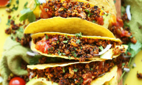 Quinoa Taco Meat – Recipes Using Vegetarian Mince