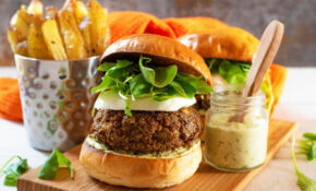 Quorn Pesto Burgers – Quorn Recipes Chicken