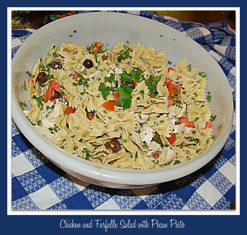 R - Pasta Recipes Chicken
