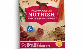 Rachael Ray™ Nutrish® Dog Food – Natural, Beef & Brown Rice Recipe – Recipes For Dog Food