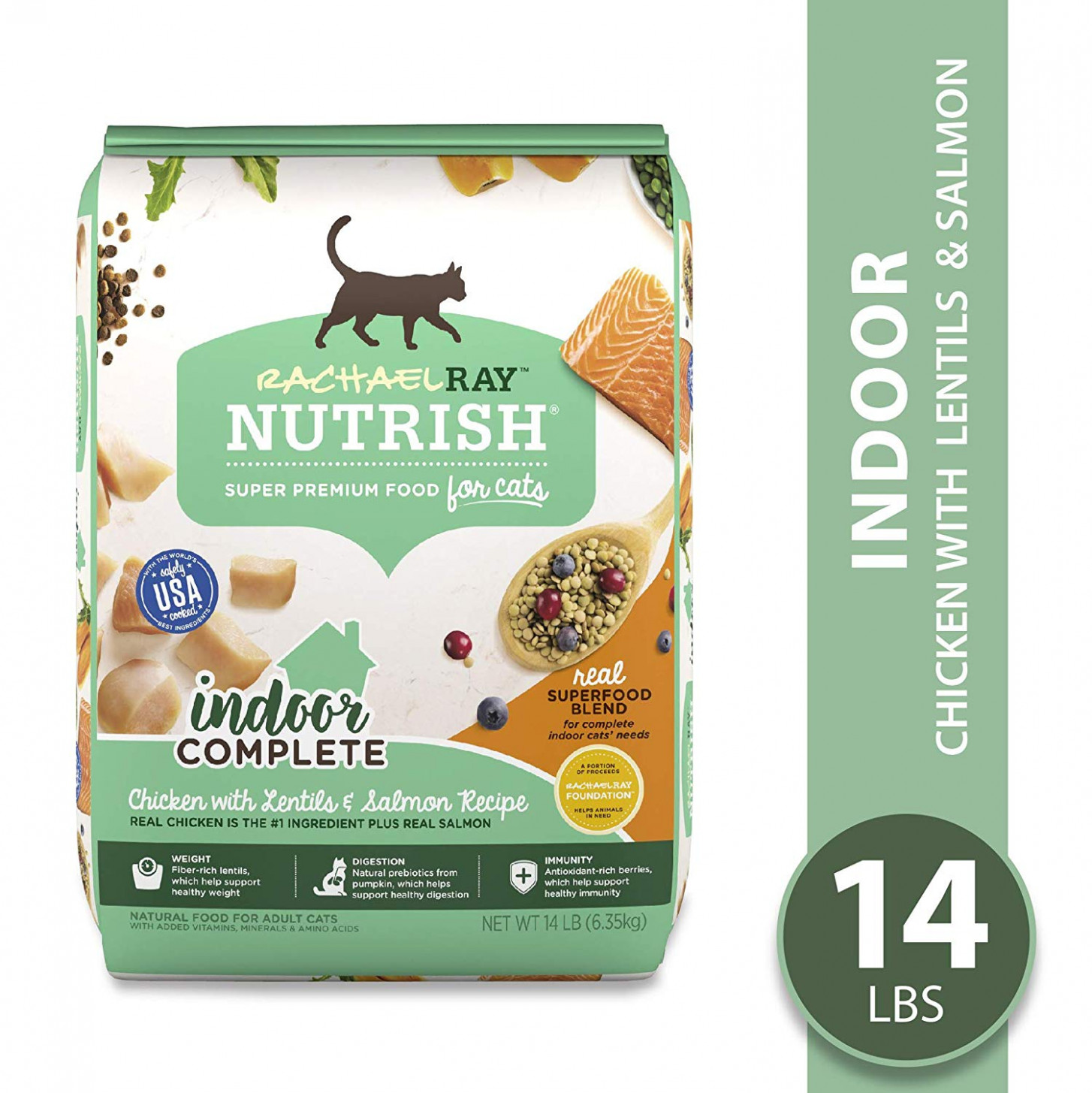 Rachael Ray Nutrish Superfood Blends Dry Cat Food - rachael ray recipes chicken