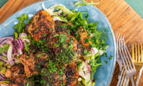 Rachael's Balsamic Glazed Chicken With Fennel & Celery Slaw – Recipes Rachael Ray Chicken