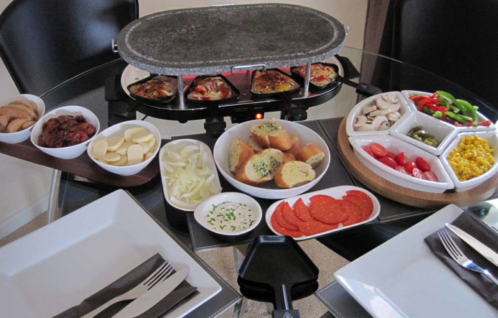Raclette Dinner Party - Recipe Ideas - recipes dinner party