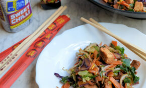 Rainbow Stir Fry With Quorn – Quorn Recipes Chicken