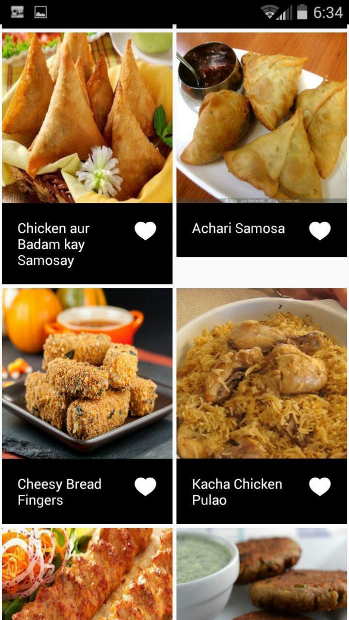 Ramadan Recipes - Iftar Maker for Android - APK Download - ramadan food recipes