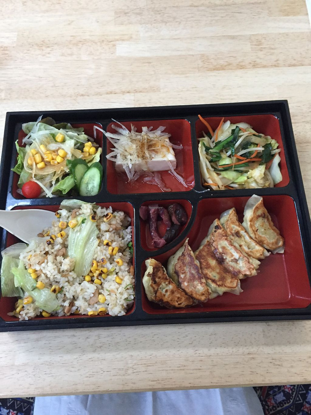 Ramen Bangaichi - Los Angeles California Restaurant - HappyCow - vegetarian japanese bento box recipes