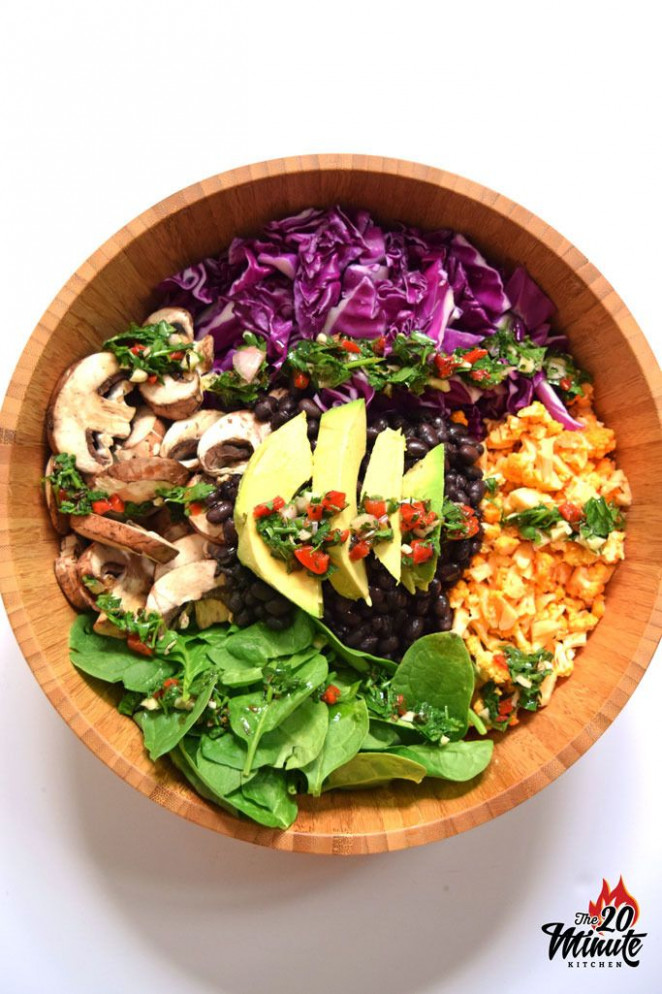 Raw Vegan Buddha Bowl | Recipe | Inspiring Gluten-Free ..