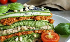 Raw Vegan Lasagne – Recipes Raw Food Beginners