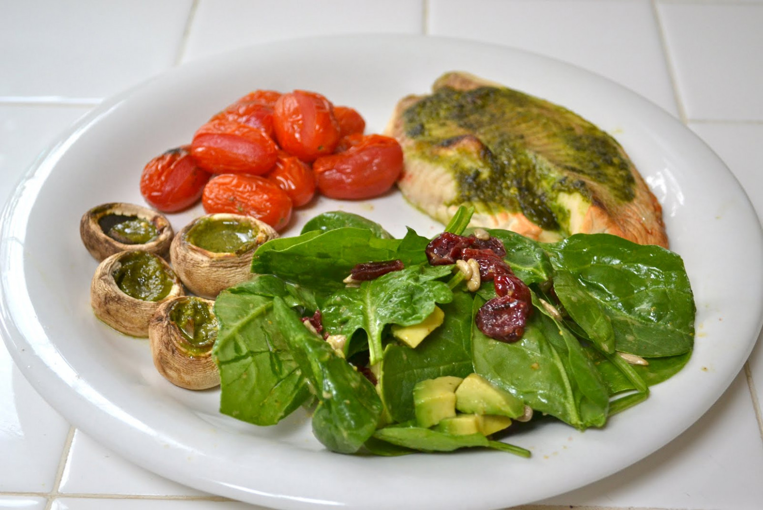 Real Life, One Day at a Time: a yummy, healthy dinner - yummy recipes dinner