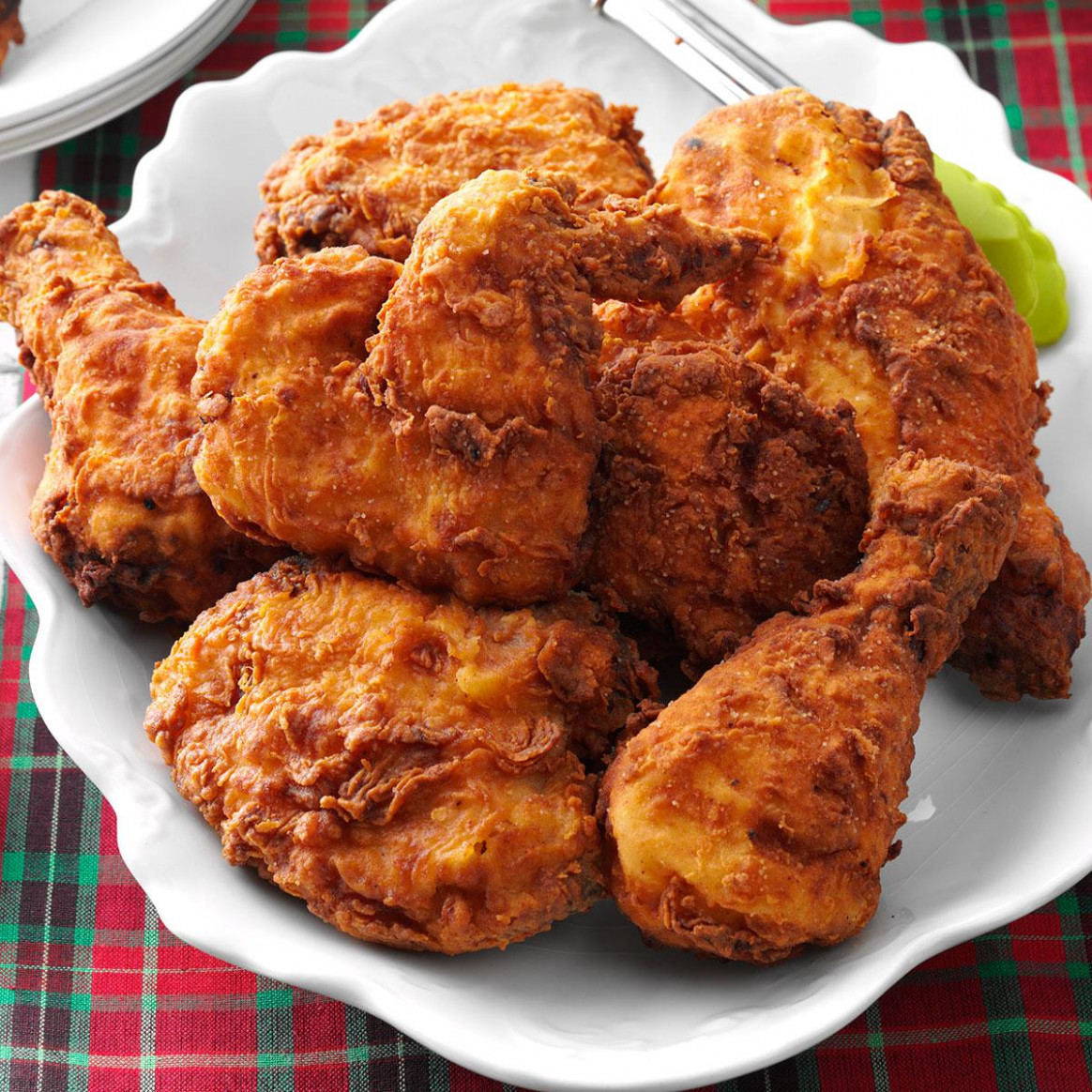 Real Southern Fried Chicken - Recipes Southern Fried Chicken