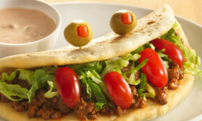 RECIPE: Big Smile Chalupas – Recipes With Ground Beef For Dinner