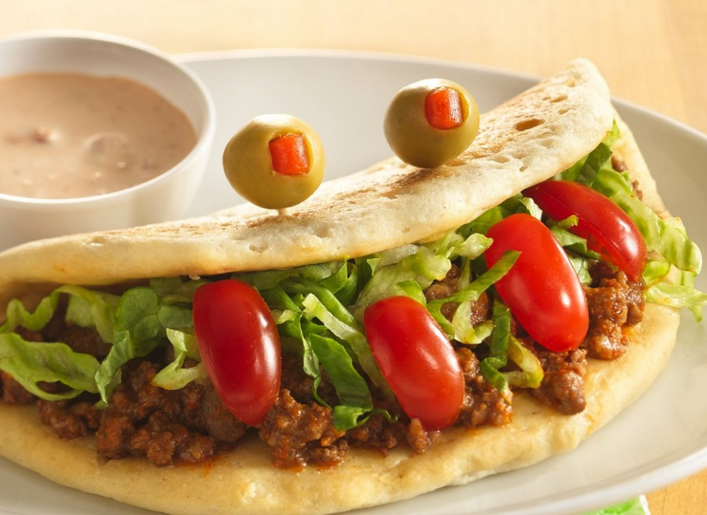 RECIPE: Big Smile Chalupas - recipes with ground beef for dinner