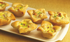 RECIPE: Crescent Bacon Cheese Tartlets – Quick Bake Recipes Dinner
