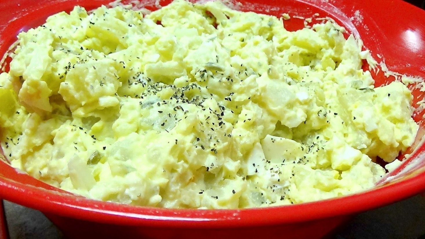 Recipe for Mustard Potato Salad Using Power Pressure Cooker ..