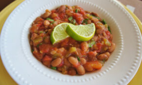 "Recipe For Slow Cooker Vegan Fiesta ""Baked"" Beans – 365 .."