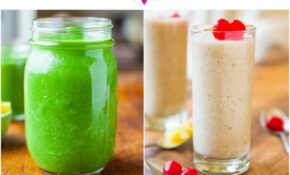 Recipe For Smoothies ♥ Healthy Smoothie Drinks | Breakfast ..