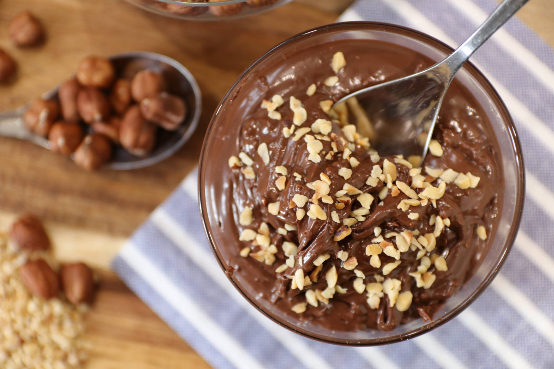 RECIPE: Homemade Crunchy Dairy Free Nutella (Vegan, Gluten ..