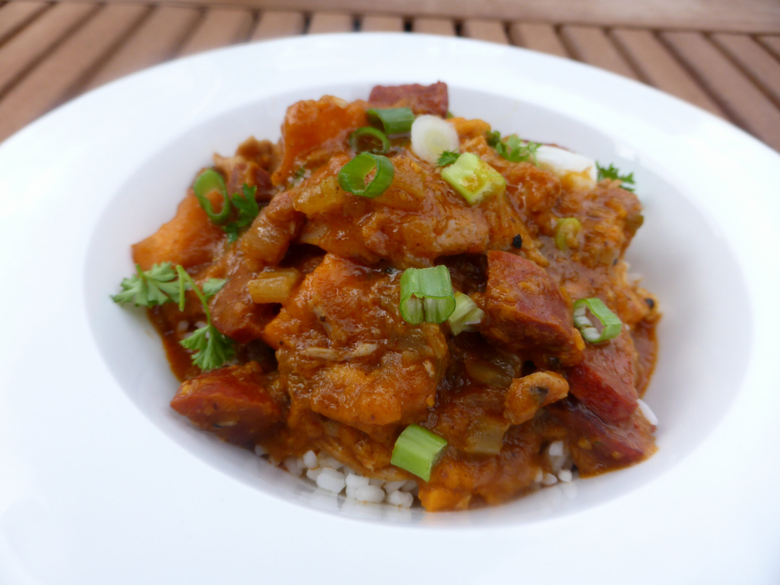 Recipe: Jamie Oliver's Spicy Meat Gumbo | Memoirs Of An ..