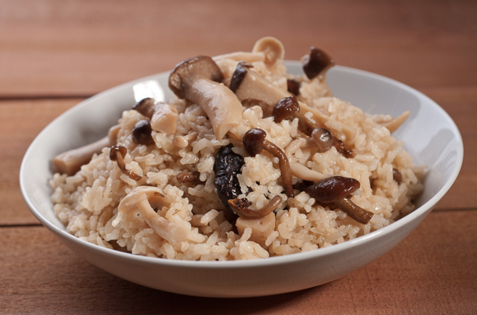 Recipe: Japanese Mushroom Brown Rice - recipes brown rice healthy