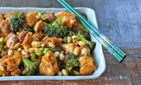 Recipe} Kung Pao Chicken & Broccoli— Off The (meat)hook – Recipes Kung Pao Chicken