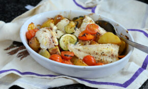 Recipe: Low Calorie Fish On Friday – Mediterranean Wild ..