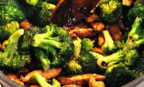 [Recipe] Low Carb Chinese Chicken And Broccoli – Healthy Chicken And Vegetable Recipes