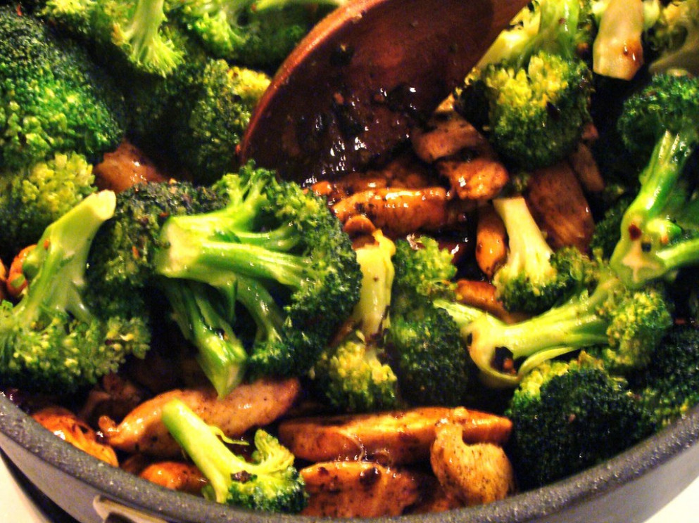 [Recipe] Low Carb Chinese Chicken And Broccoli - Recipes Low Carb Healthy Fat