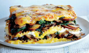 Recipe Makeover: Lighter Vegetable Lasagna – Cooking Light – Recipes For Vegetarian Lasagna