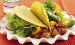 RECIPE: Peachy Chipotle Pork Tacos – Top Authentic Mexican Food Recipes