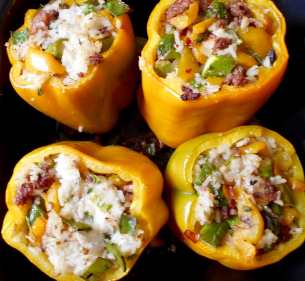 Recipe - Peppers - recipes for food