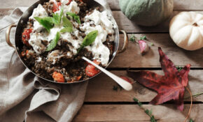 Recipe | Puy Lentils With Aubergine & Tomato, From SIMPLE… – Recipes Puy Lentils Vegetarian