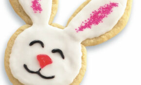 RECIPE: Rabbit Cookies – Recipes Easter Dinner