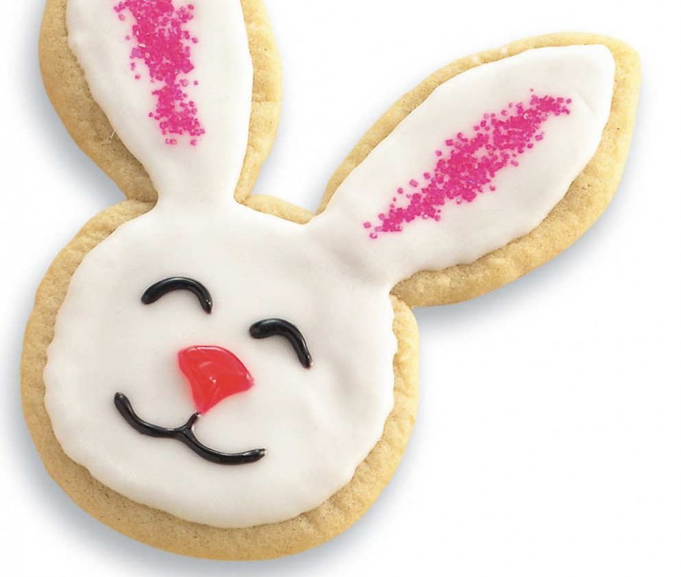 RECIPE: Rabbit Cookies - recipes easter dinner