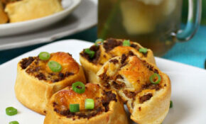 Recipe: Sloppy Joe Pinwheels – Food Recipes Kid Friendly