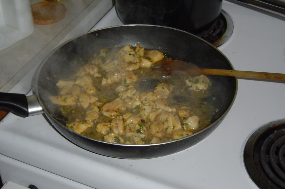 Recipe: Thai Chicken & Noodles 03 - recipes noodles and chicken