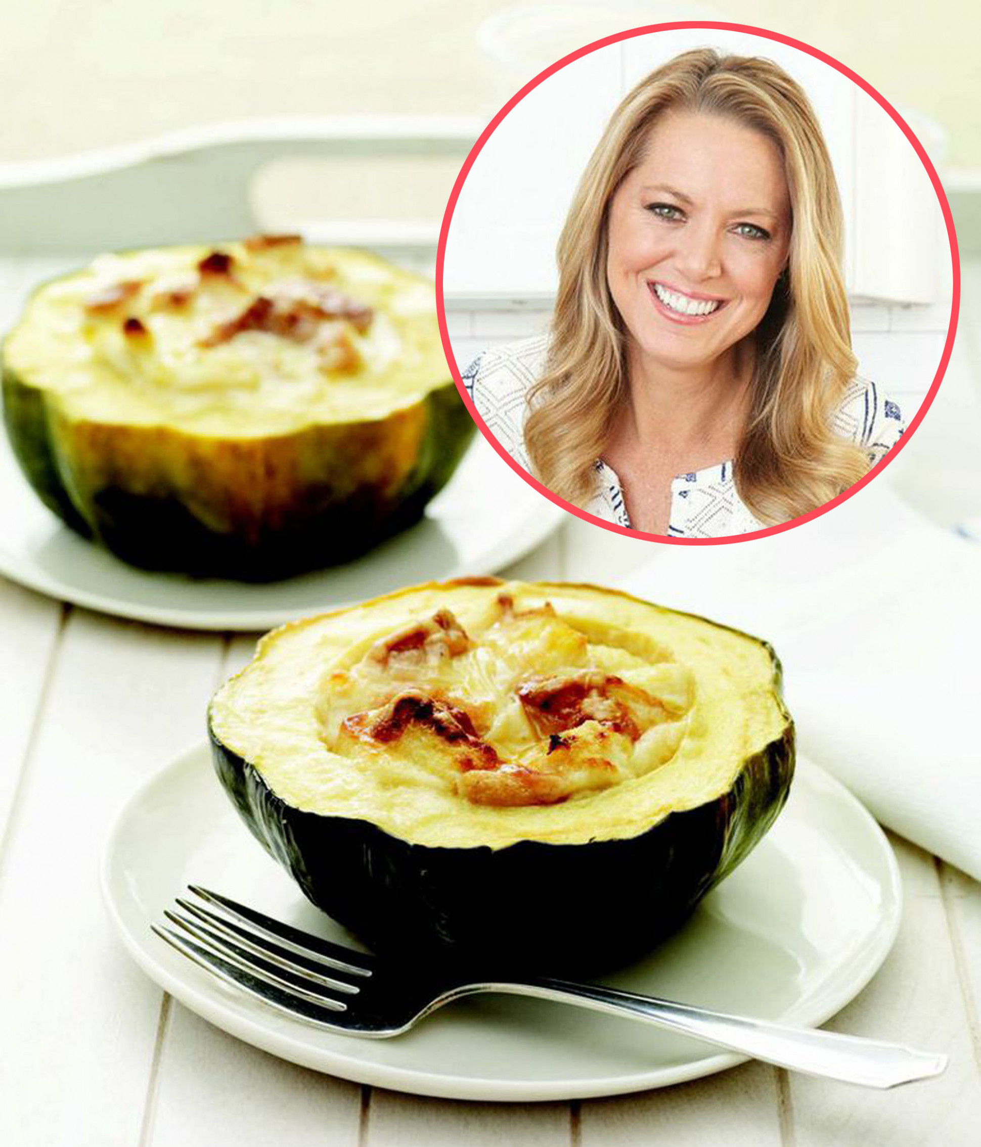 Recipe: Try This Acorn Squash Fondue From 'Food Network ..