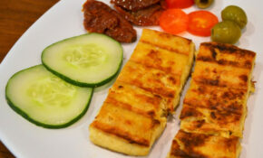 Recipe: Vegan Halloumi | Planet Veggie – Recipes Vegetarian And Meat Eater